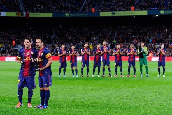 El partido entre Barcelona y Celta en el Camp Nou comenzó y terminó con...