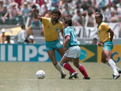 SOCRATES - El ex futbolista brasileño, ya fallecido en el a&ntild...