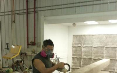 En el show de Raul Brindis hablamos de trabajos pesados y enviaron fotos.