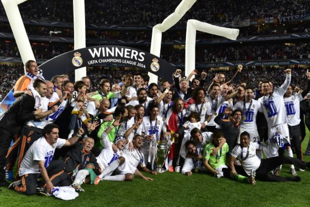 (Con información de Notimex) El club español de futbol Real Madrid es la...