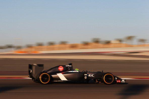 Sauber quiere destacar en este 2014. Aún no gana un Gran Premio, este añ...