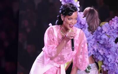 Rihanna no será un angelito