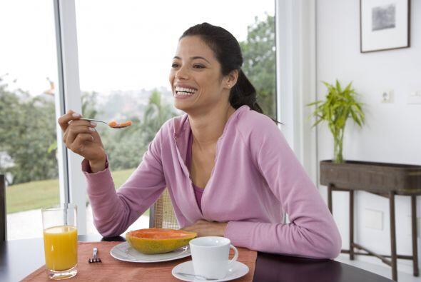 Tu dieta es la que determina las sustancias que vas a desechas a través...