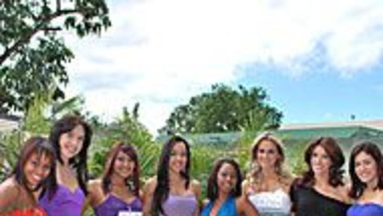 Las boricuas llegaron con mucha experiencia a Nuestra Belleza Latina c47...