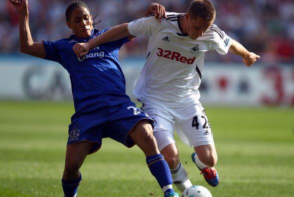 Everton ganó un partido complicado, jugando como visitante, ante...