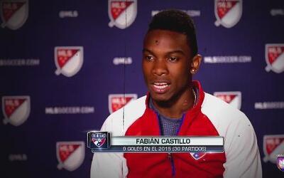 """Fabián Castillo: """"Queremos salir campeones"""""""