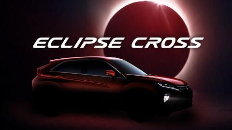 La nueva Mitsubishi Eclipse Cross con forma de SUV es una realidad