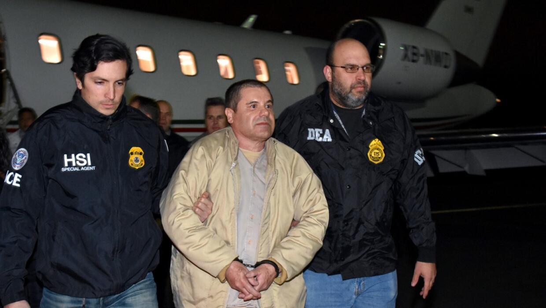 Cronología de la extradición de 'El Chapo' Guzmán