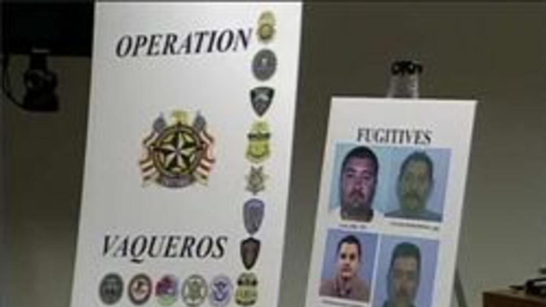"""El operativo """"los vaqueros"""" y los 6 profugos"""