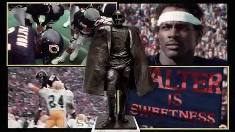 El premio Walter Payton NFL Man of the Year