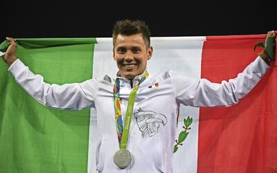 Germán Sánchez es uno de los dos varones mexicanos con dos...