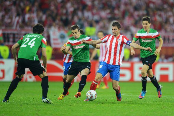 El Atlético jugó mejor que el Athletic y era justo ganador.