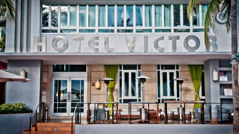Hotel Víctor, Miami