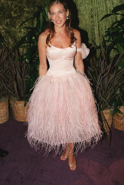 Carrie: Fue interpretada por Sarah Jessica Parker. Ella era una columnis...