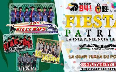 Fiestas Patrias Dallas