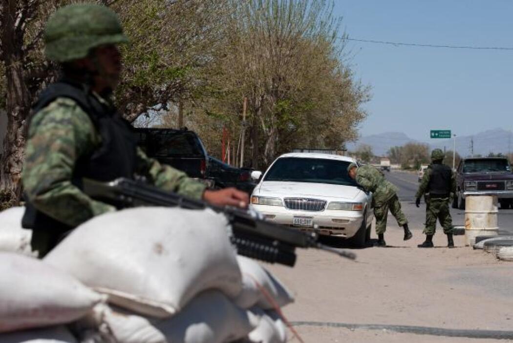 Debido a la cancelación de los festejos en Ciudad Juárez, muchos optaron...