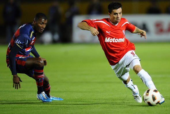Independiente quedó ubicado en el Grupo 8 junto a Godoy Cruz de Argentin...