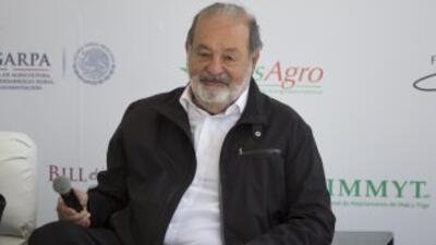 La empresa del magnate mexicano Carlos Slim es dueña, actualmente, del 2...