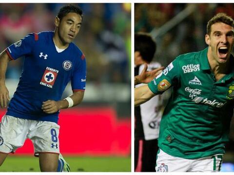 Falta una jornada para que finalice la fase regular del Apertura 2014 y...