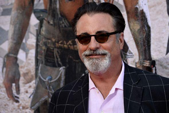 El actor de origen cubano estuvo nomonado por su papel en El Padrino III.