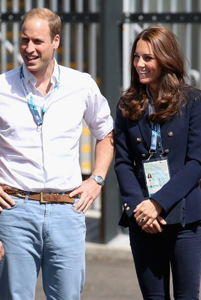 Los jóvenes asistieron a los vigésimos Commonwealth Games.