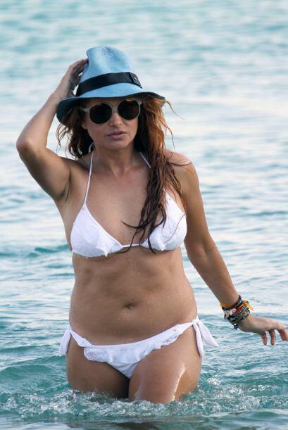 Paulina Rubio ya no es tan delgada. Mira aquí los videos m&aacute...