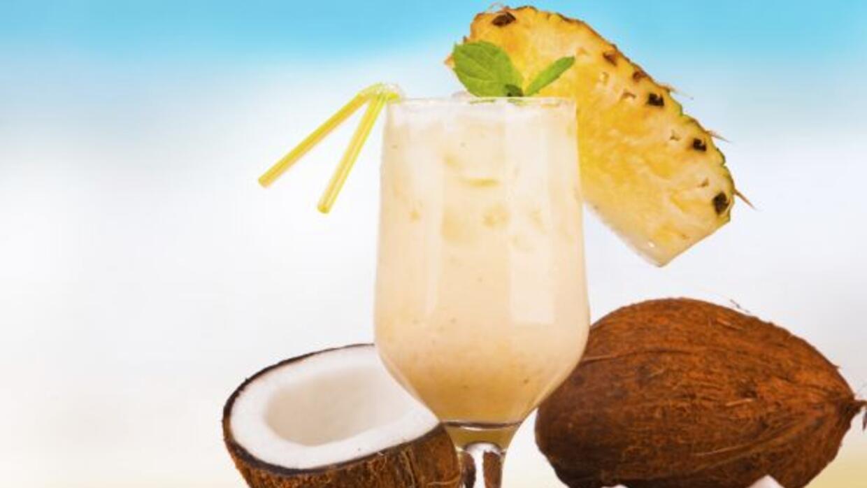 Un delicioso 'Coquito' muy de Puerto Rico al estilo de Rosie Perez.