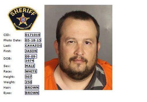 Jason Cavazos (Departamento de Policía de Waco).