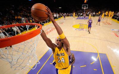 Felices 38 Kobe Bryant