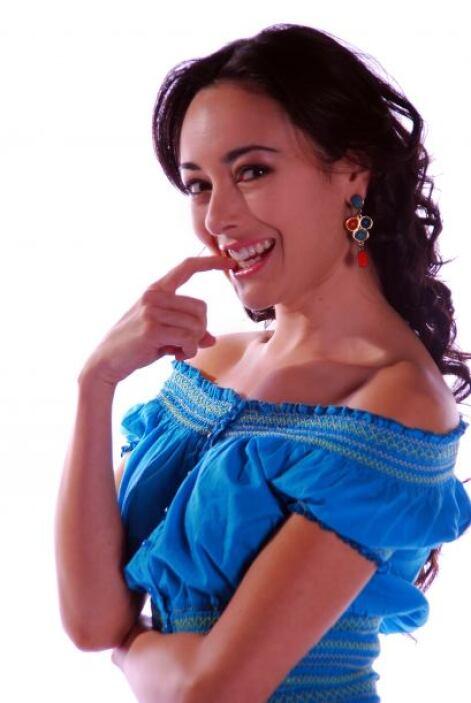En este 2012, ella representó a Dallas en  Nuestra Belleza Latina.