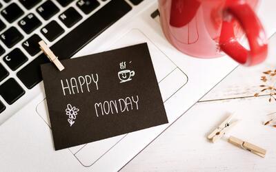 """Dale otro color al """"Blue Monday"""" y conviértelo en un lunes feliz"""