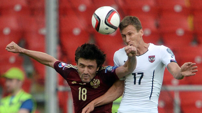 Rusia 0-1 Austria: Austria deja al borde del precipicio a Rusia y a Cape...