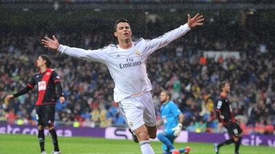 Tras un par de juegos desastrosos, Real Madrid consiguió una goleada mor...