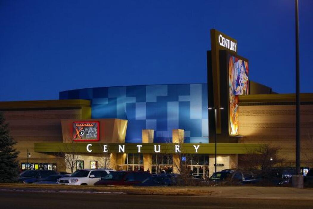 El cine de Aurora, Colorado, donde un hombre armado mató a 12 personas e...