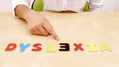 Cómo detectar la dislexia a temprana edad