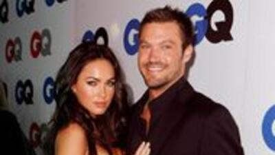 Megan Fox se casó con Brian Austin Green. 66187a6ba37349abab9cad01ea9ad9...