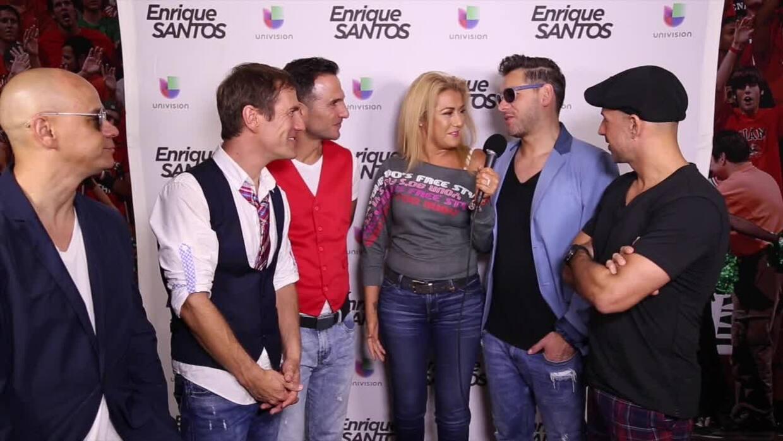 Magneto y CNCO se juntan en Premios Juventud