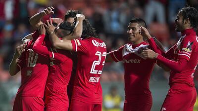 Los Diablos se metieron a semifinales de la Copa MX