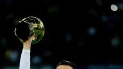 Cristiano Ronaldo ve algo positivo en la derrota.