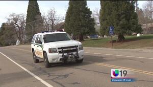 Una detención de rutina en el Condado Placer terminó en cacería humana
