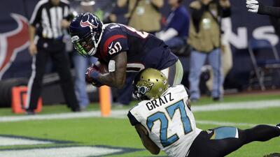 Highlights Semana 17: Jacksonville Jaguars vs Houston Texans