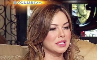 Chiquis Marín, hija de Jenni Rivera, confesó la razón de su gordura a Al...