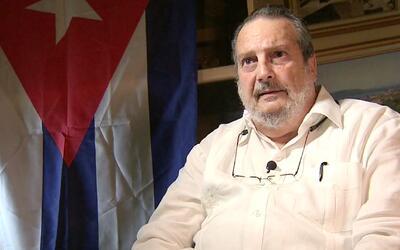 Jorge Ferragut, exiliado de Cuba por sus creencias religiosas