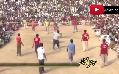 El Shooting Volleyball: una muy curiosa y divertida modalidad de este de...