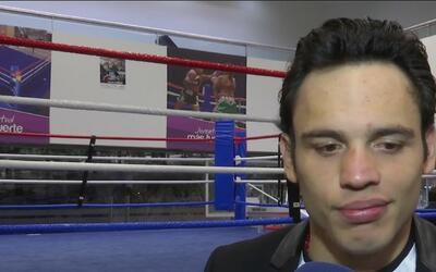 """Julio César Chávez Jr. le responde al 'Canelo' Álvarez: """"No tiene humildad"""""""