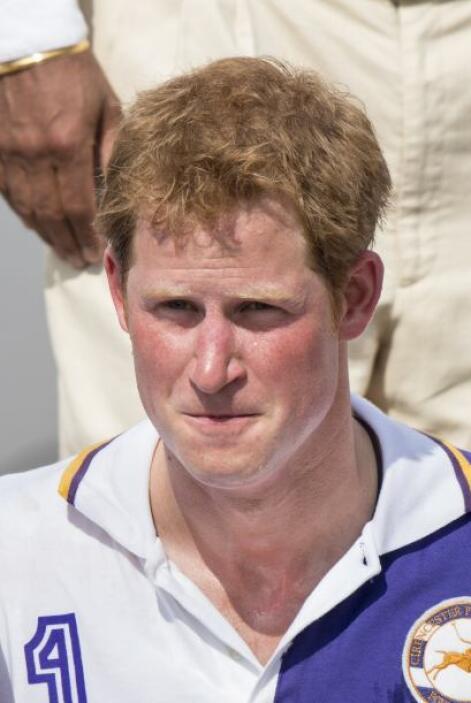 Enrique de gales: Apodado cariñosamente por su familia como Príncipe Har...