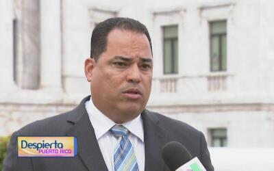 El portavoz de la mayoría en el Senado de Puerto Rico habla sobre la pos...