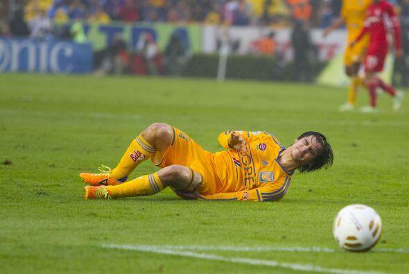 El fichaje de Amaury Escoto con Tigres seguramente pondrá nervios...