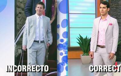 DAM Moda de Messi