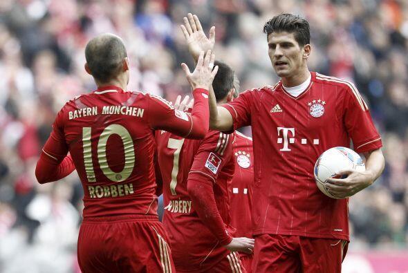 Lo que puede mejorar el ánimo del Bayern es lo que mostró en la última j...